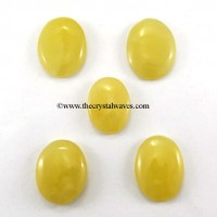 Yellow Aventurine  Oval Cabochon