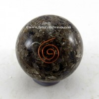 Blue Aventurine Orgone Ball / Sphere