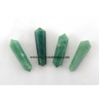 "Green Aventurine (Light) 2 - 3"" Double Terminated Pencil"