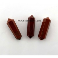 "Red Jasper 2 - 3"" Double Terminated Pencil"