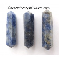 "Sodalite 3"" + Double Terminated Pencil"