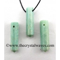 Amazonite Pencil Pendant