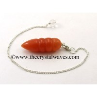 Red Aventurine Egyptian Style Pendulum