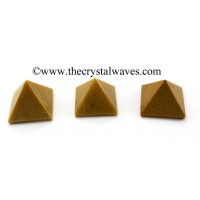 Camel Jasper 23 - 28 mm pyramid
