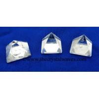 Crystal Quartz AB Grade 23 - 28 mm