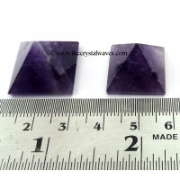 Amethyst A Grade 15 - 25 mm wholesale pyramid