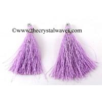 Light Purple Color Tassels