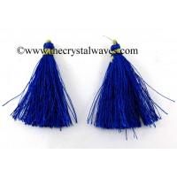Royal Blue Color Tassels