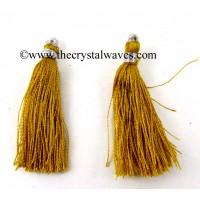 Golden Brown Color Tassels