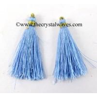 Light  Steel Blue Color Tassels