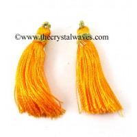 Orange Color Tassels
