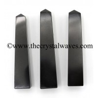 Black Agate 2 - 3 Inch Tower