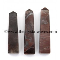 Red Tiger Eye Agate 2 - 3 Inch Tower