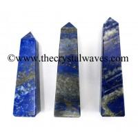 Lapis Lazuli 3 Inch + Tower
