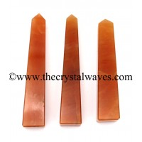 Red Aventurine 3 Inch + Tower