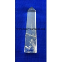 Crystal Quartz Good Quality 3 Inch + Tower