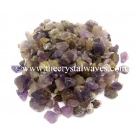 Amethyst Raw Undrilled Chips