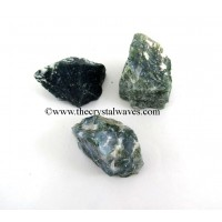 Moss Agate Raw Chunks