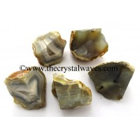 Lace Agate Raw Chunks